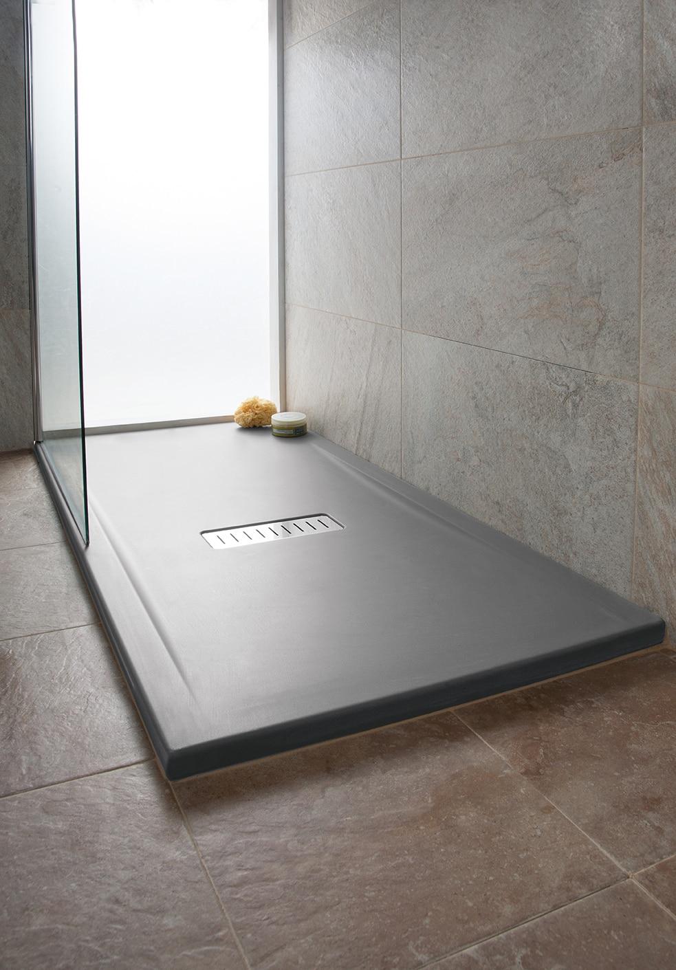 Acquabella Aprende a medir el plato de ducha para elegir la mampara adecuada  Reformas Hechas Por Leroy Merlin Decoración Del Hogar Prosalo.com Duchas a  ... ca089318b9c2