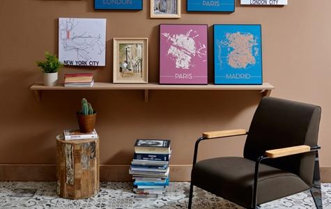 Enmarcado a la carta leroy merlin - Leroy merlin marcos 30x40 ...