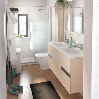 Renueva tu baño - Leroy Merlin