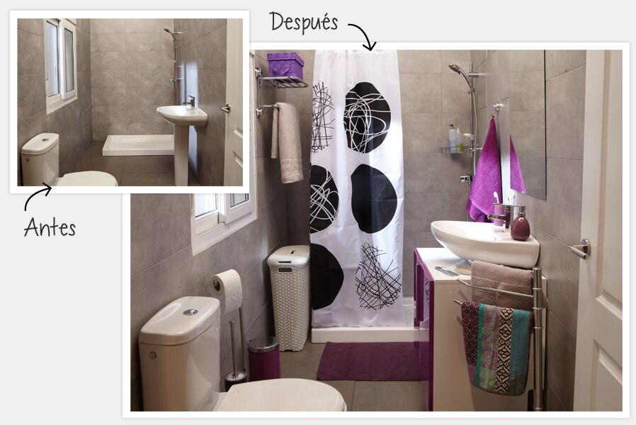 Baño Debajo De Escalera Con Ducha:Optimiza el espacio – Leroy Merlin