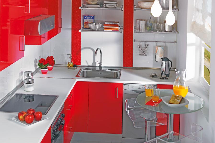 Sue a tu cocina en color leroy merlin - Interiores de armarios leroy merlin ...