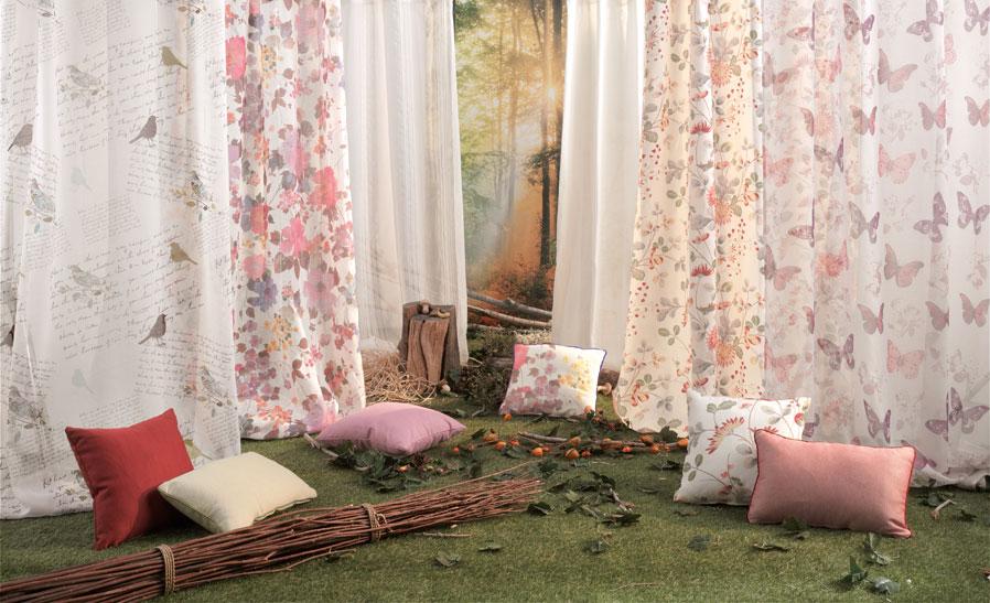 Decoideas tejidos de moda para tu casa leroy merlin - Cortinas para puertas leroy merlin ...