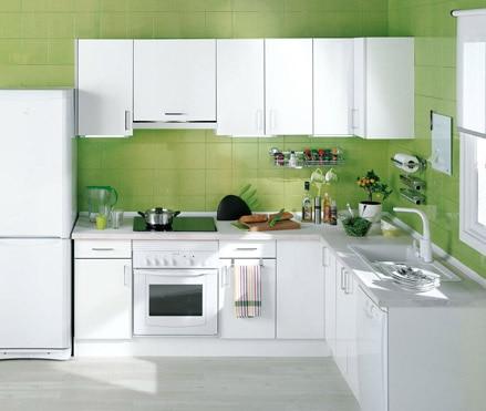 Cocinas empotradas sencillas y economicas imagui for Ideas decorativas economicas