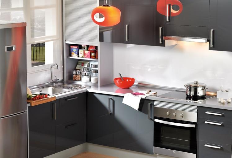 Cambiar cenefa cocina sin obra cenefa de acero pintura - Cambiar encimera cocina sin obras ...