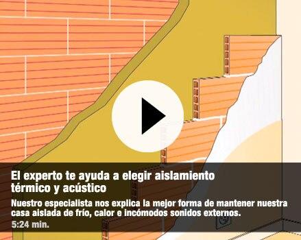 Como elegir aislamiento termico y acustico leroy merlin - Mejor aislante termico ...