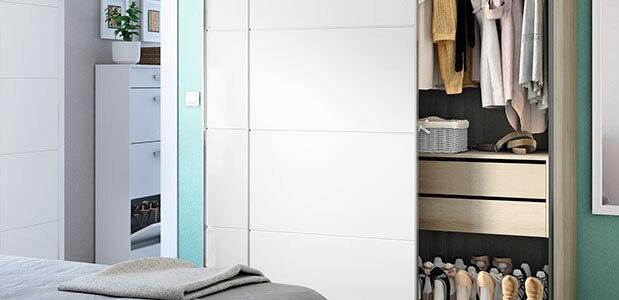 Armario Branco Pequeno ~ Especial armarios Leroy Merlin