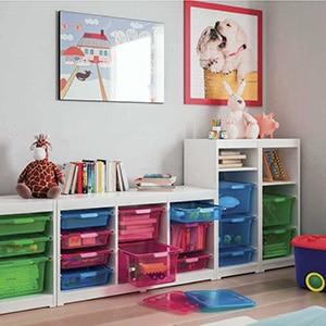 Ordena tu casa leroy merlin - Estanterias guardar juguetes ...