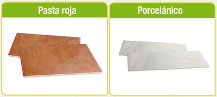 Especial cer mica un material para el exterior leroy merlin for Pasta para ceramica gres