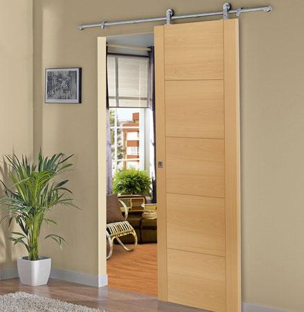 Puertas de interior leroy merlin for Puertas rusticas de interior baratas
