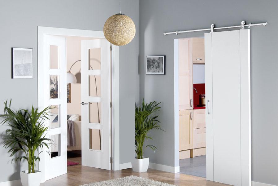 Puertas de interior leroy merlin for Puertas de paso baratas