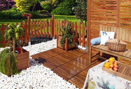 De exterior especial suelos leroy merlin - Suelos de jardin exterior ...