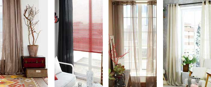 Ideas decorativas leroy merlin - Cortinas y estores leroy merlin ...