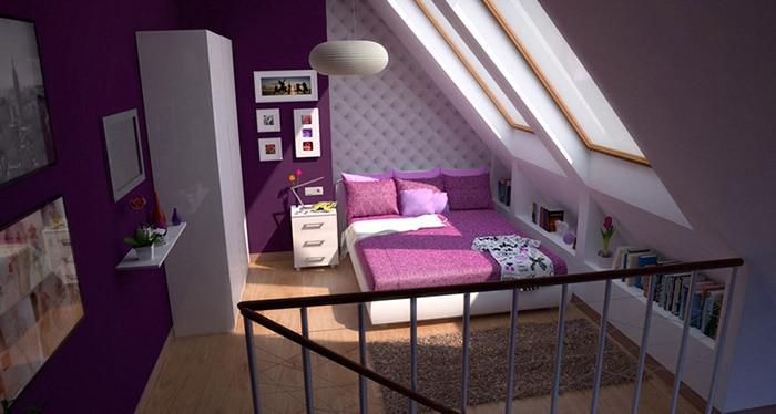 Un Dormitorio Bajo Las Estrellas