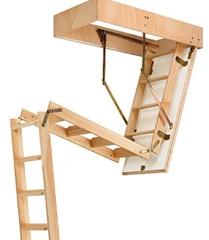 Productos y consejos leroy merlin - Escaleras para buhardillas plegables ...
