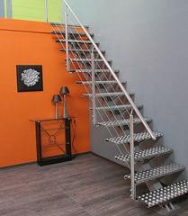 Productos y consejos leroy merlin - Escaleras rectas de interior ...
