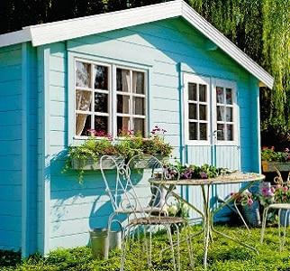 Protege tus muebles de exterior leroy merlin - Pintura blanca para madera exterior ...