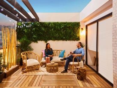 Proyectos para tu terraza leroy merlin - Como reformar una terraza ...