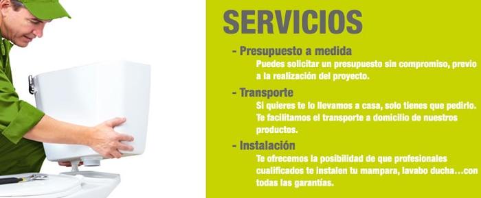 Medidas Baño De Servicio:En muchas de nuestras mamparas disponemos de un tratamiento en el