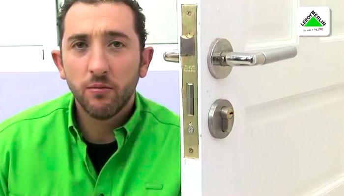 Arreglar muelle manilla puerta cheap manilla verona - Cambiar pomo puerta ...