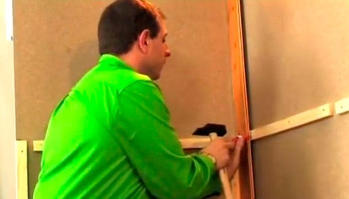 Colocar friso de madera i leroy merlin - Colocar friso en pared sin rastreles ...
