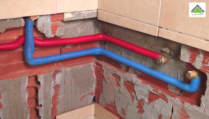 Como instalar tuber as de cobre leroy merlin - Como hacer una instalacion de fontaneria ...