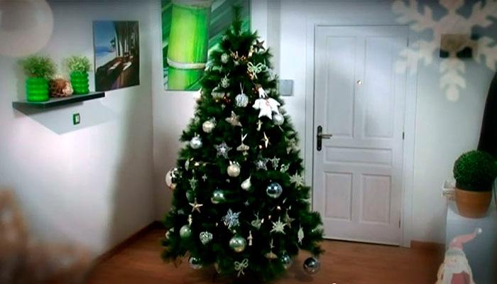 Mi casa decoracion leroy merlin policarbonato cristal - Como decorar mi arbol de navidad ...