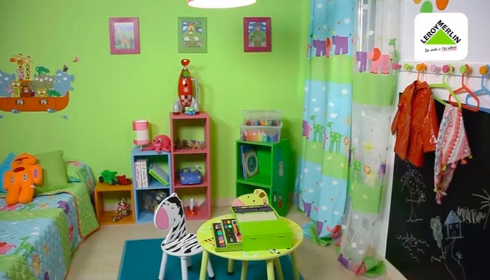 decoracion infantil leroy merlin