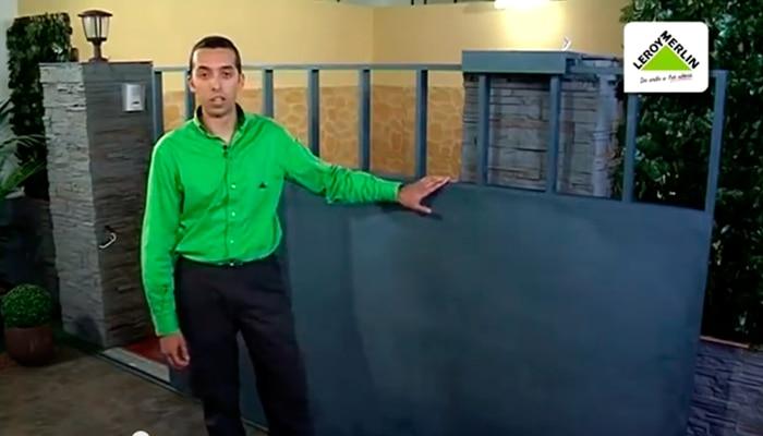Instalar un motor de puerta de garaje leroy merlin - Motor puerta corredera leroy merlin ...