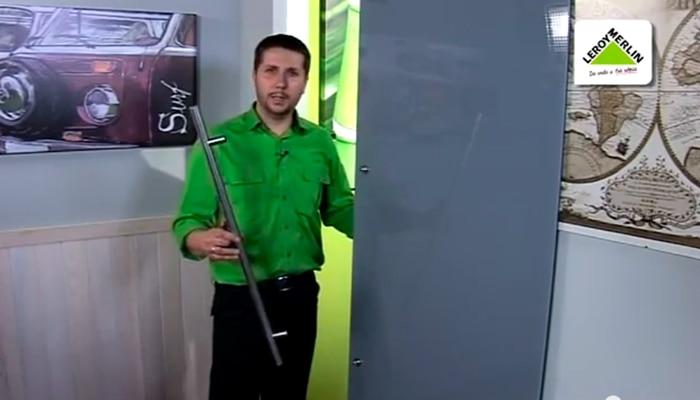 Instalar una puerta corredera de cristal leroy merlin - Como colocar puertas correderas ...