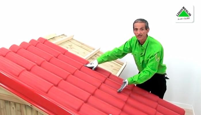 Renueva el tejado de tu caseta leroy merlin for Casetas de leroy merlin