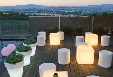 Ideas decorativas leroy merlin - Iluminacion decorativa exterior ...