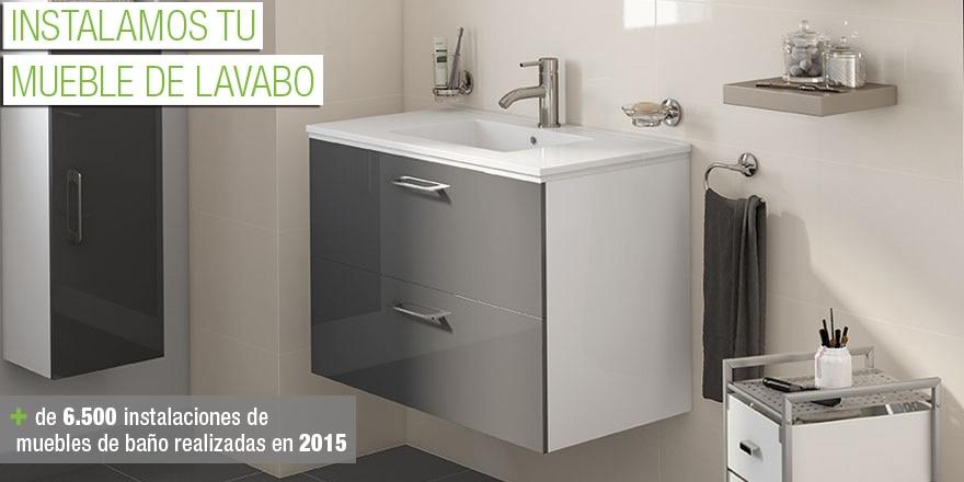 Mueble de lavabo leroy merlin for Muebles tv leroy merlin
