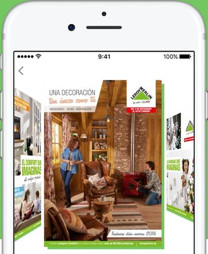 Descubre la nueva app leroy merlin for Tarjeta socio leroy merlin