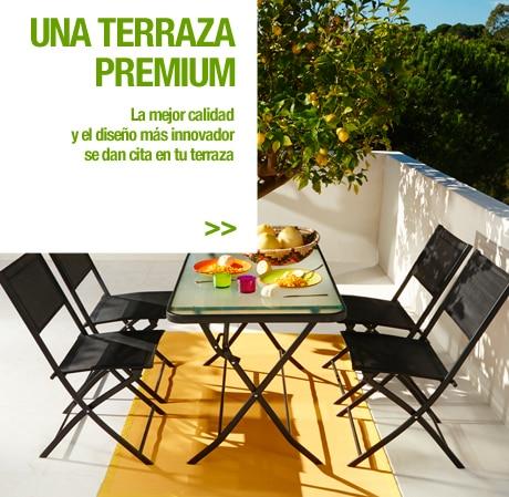 Las terrazas mas exclusivas leroy merlin - Mobiliario de terraza leroy merlin ...