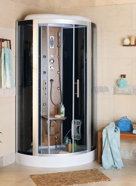 Ducha Con Baño Turco:mundo baños