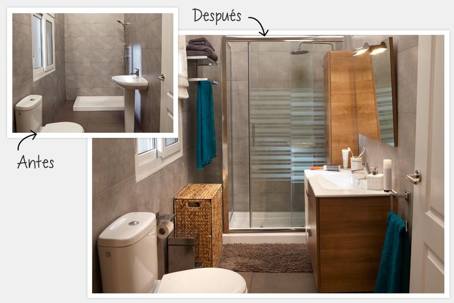 Diseno De Baños Sin Tina:Equipa y renueva tu baño sin hacer agujeros