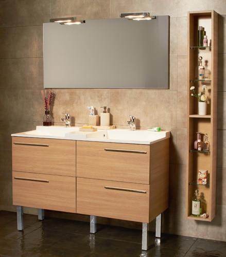 Lavabos Dobles Para Baño:Un baño a tu medida – Leroy Merlin