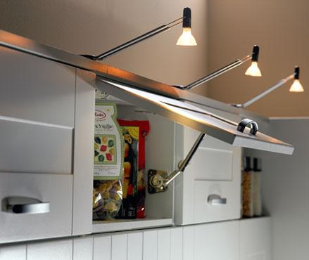 Todas las soluciones leroy merlin - Iluminacion para muebles ...