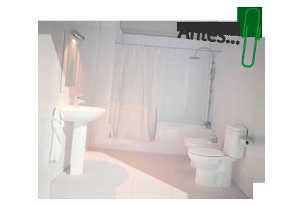 Baño moderno - Un nuevo aire para tu baño - Leroy Merlin 64a5131d8952