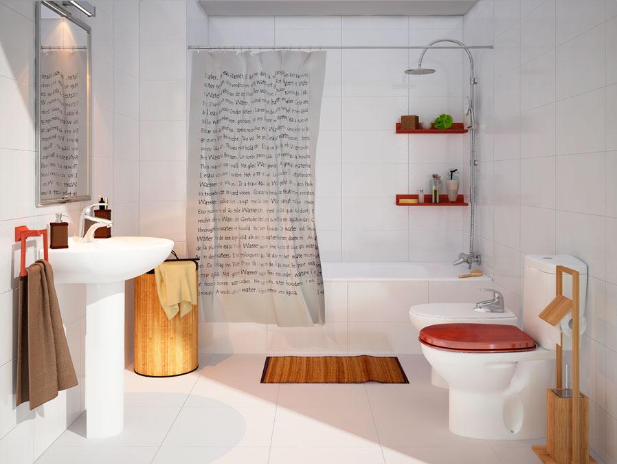 Hacer Un Baño A Nuevo:Baño colonial – Un nuevo aire para tu baño – Leroy Merlin