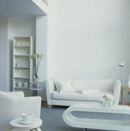 Decora tu casa con pintura interior leroy merlin Color blanco roto para paredes
