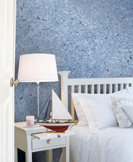 Decora tu casa con pintura interior leroy merlin - Pintura pared purpurina ...