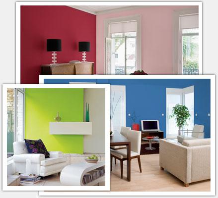 Decora tu casa con pintura interior leroy merlin for Pinturas para la casa colores