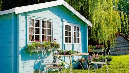 Protege tus muebles de exterior leroy merlin - Cabane de jardin metal leroy merlin reims ...