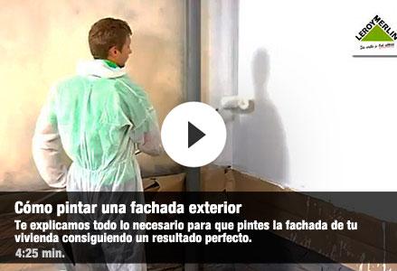Decora tu casa con pintura exterior leroy merlin - Precio pintura exterior leroy merlin ...