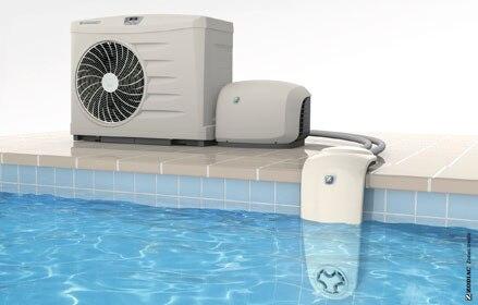 Bombas y calentadores leroy merlin for Calentar agua piscina