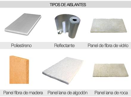 Redirijo a ideas y consejos especiales especial calor - Materiales de construccion aislantes ...