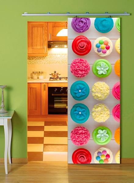 Decora tus puertas de cristal leroy merlin - Cristales decorativos para puertas de interior ...