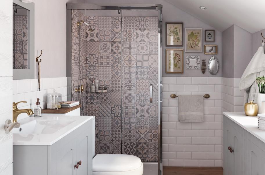 Como pintar azulejos bao leroy merlin perfect finest for Insonorizar cuarto