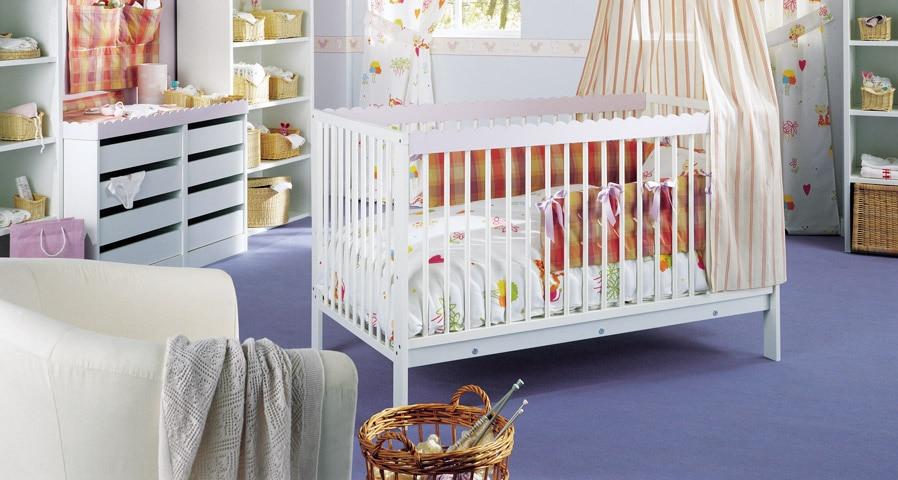 Habitaciones para beb s cosas a tener en cuenta - Estores para habitacion de bebe ...